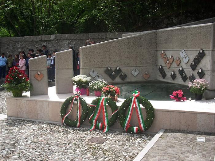 Commemorazione strage di Avasinis