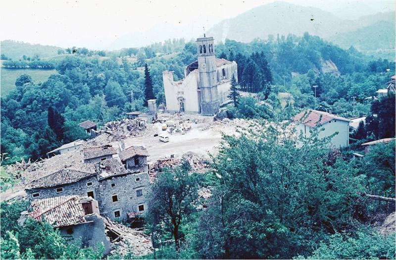 Presidente Iacop su 39° anniversario del terremoto in Friuli