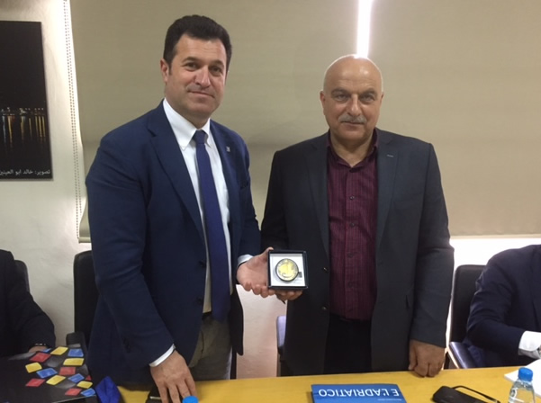 Libano: pres. Iacop con delegazione FVG visita base UNIFIL a Tiro