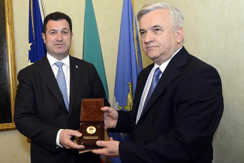 Consiglio regionale: Iacop incontra delegazione Repubblica Srpska