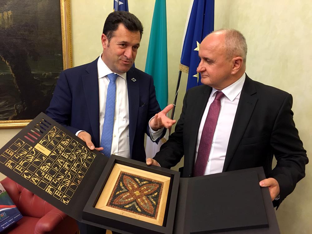 Consiglio regionale: delegazione Repubblica Srpska in visita