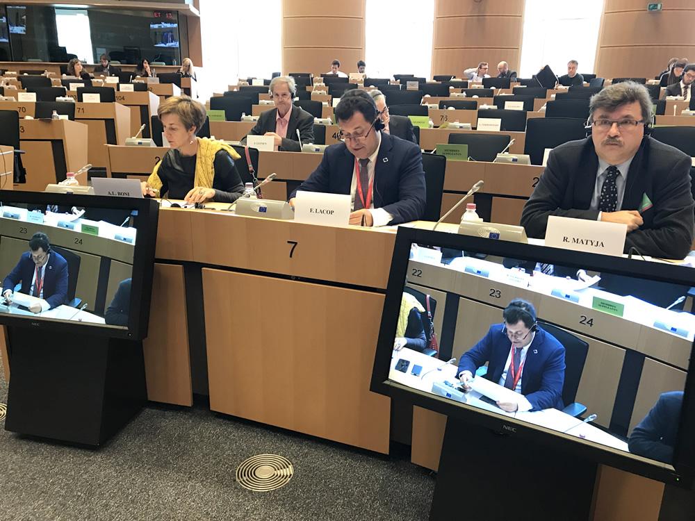 Bruxelles: dibattito Regioni e città nel quadro comunitario