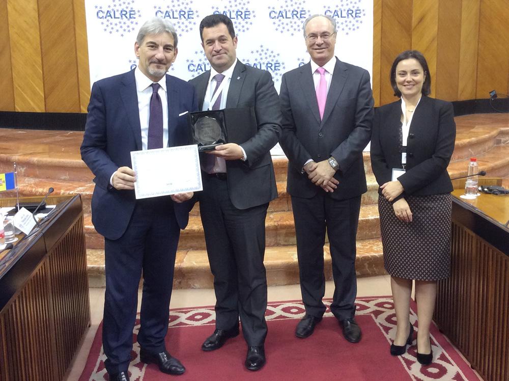 Calre: Consiglio regionale FVG premiato per iniziativa Nicosia