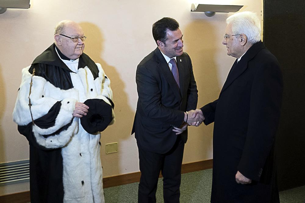 Università di Udine: da Mattarella un riconoscimento al Friuli