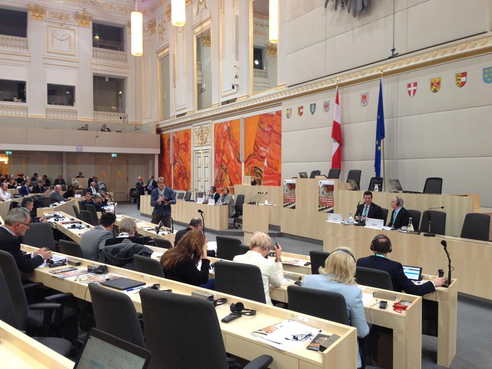 A Vienna Conferenza europea sussidiarietà