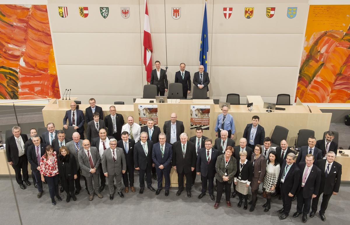 A Vienna Conferenza europea sulla sussidiarietà