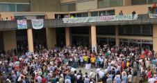 foto Palmanova protesta sanità