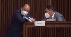 Diego Moretti e Franco Iacop (Pd) in V Commissione consiliare